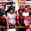 During FCB Benfica & Benfica - FCB 2016